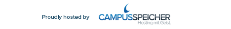 Campusspeicher.de - Webhosting, Server und Domains
